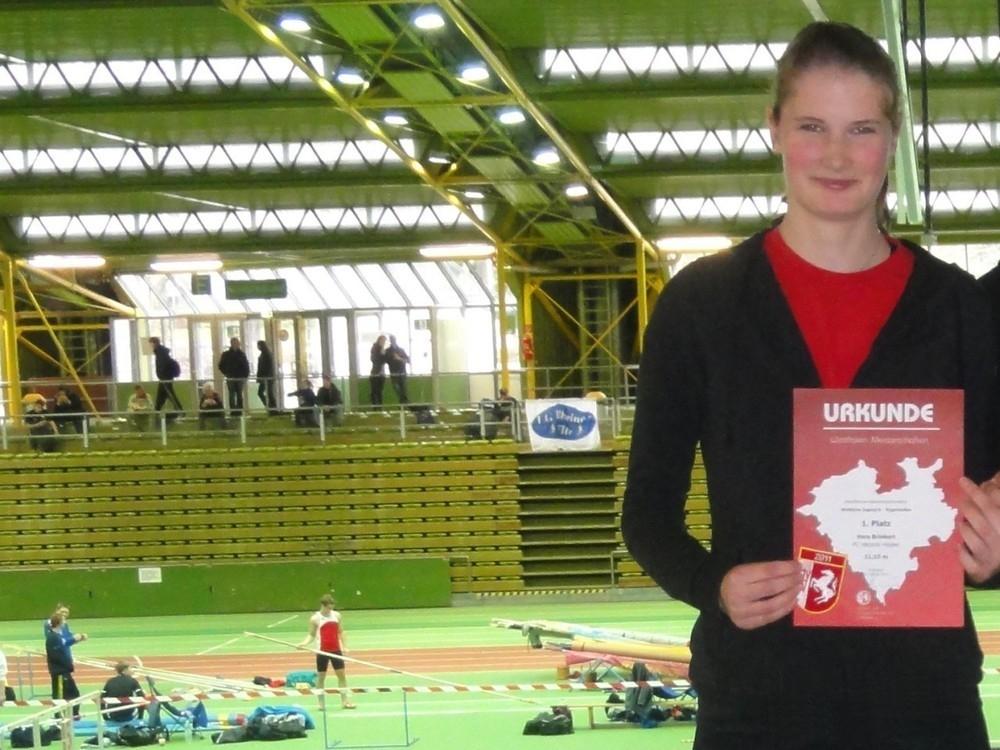 03.02.2013 - Westdeutsche Meisterschaftem