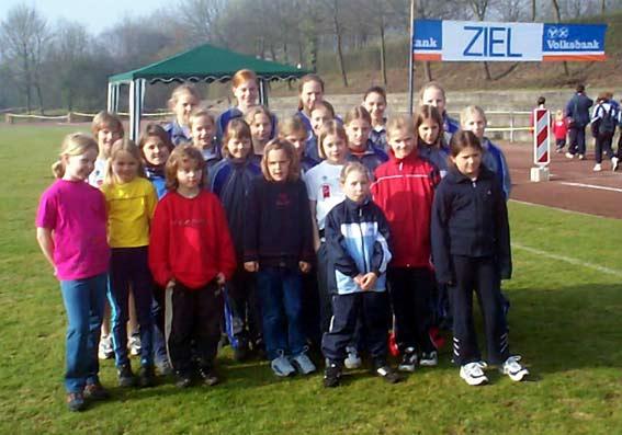 2003.03.30. - Kreis Crosslauf 2003