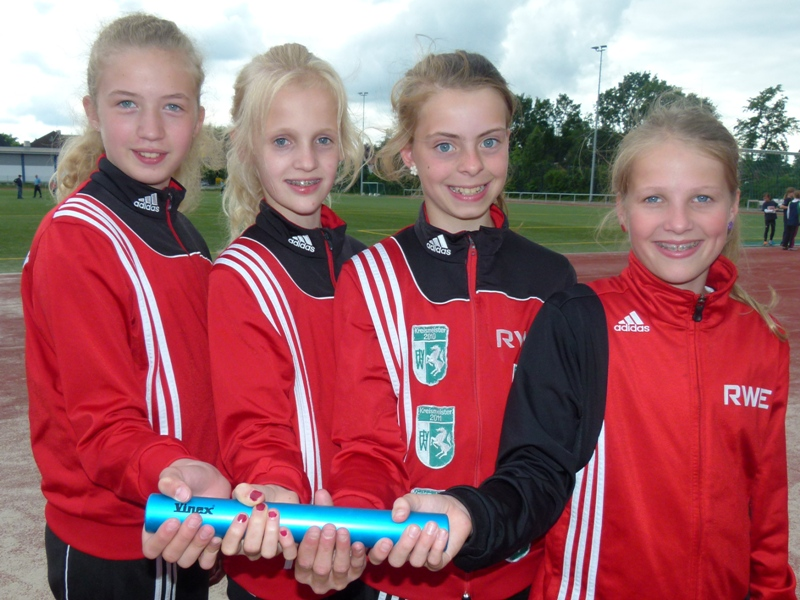 Annika,Hanne,Mary,Lara