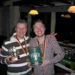 Unsere Turniersieger Rally und Ferdi